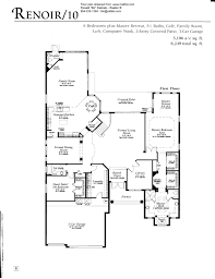 Garage Loft Floor Plans Long Lake Ranches Floor Plans And Community Profile Long Lake