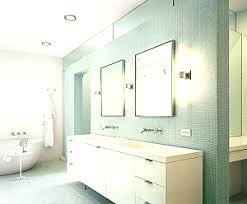 modern bathroom vanity lighting birdcages