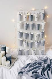 do it yourself scandi style advent calendar simple et chic