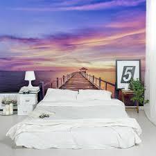 tapisserie moderne pour chambre 50 photos avec des idées pour poser du papier peint intissé