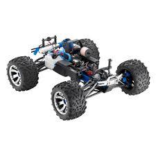 monster trucks nitro traxxas 53097 1 black nitro e revo 3 3 1 10 scale 4wd monster