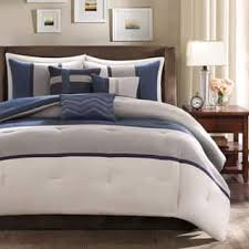 stripe comforter sets for less overstock com