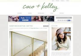 home decor blogs wordpress coco kelley home decor blog wordpress custom design designed by
