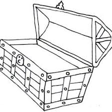 Box Coloring Page Box Coloring Pages