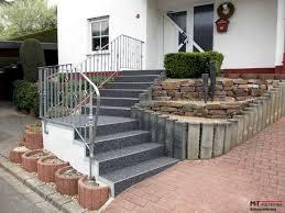 treppe betonieren chestha außen betontreppe design