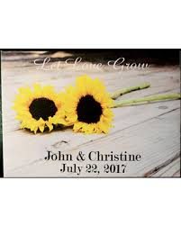 sunflower seed wedding favors spectacular deal on let grow sunflower seeds seed packets