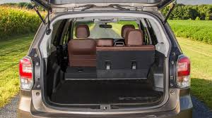 2017 subaru impreza hatchback trunk 2017 subaru forester review u0026 ratings edmunds