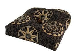 tempo terrasol outdoor dining chair cushion u0026 reviews wayfair