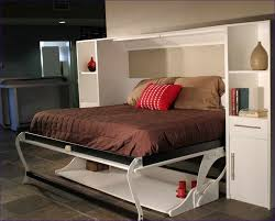 bedroom magnificent wall mounted fold down bed murphy bed and