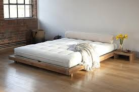 Easy Diy Platform Bed Frame by Wood Bed Frames Easy Diy King Size Frame Bedroom Home Arts Futon