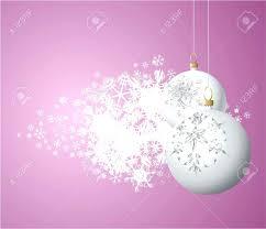 white bulbs white ornaments black white