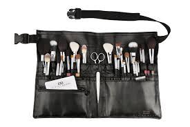 elaina badro makeup artist makeup brush belt pocket zipper multiple makeup brushes and beauty