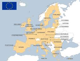 european countries on a map european countries on world map european union maps news