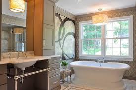 crown molding on walls ideas bathroom contemporary with marble