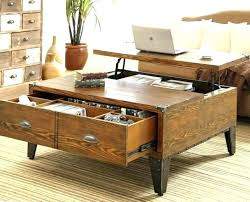 glass top coffee table with storage living room table with storage living room wooden center tables
