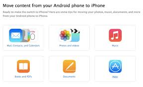 switching from android to iphone android users apple just made it even easier to switch to iphone