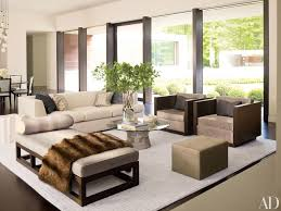 design your livingroom how to incorporate ottomans into your living room decor photos