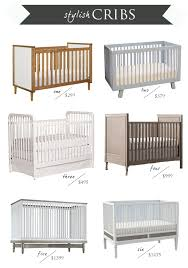 Hudson 3 In 1 Convertible Crib Stylish Cribs On Spearmint Baby With Babyletto Hudson 3 In 1