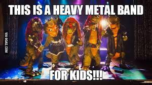 Metal Band Memes - good guy finland starting them young heavy metal know your meme