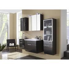 badezimmer set günstig posseik badmöbel set eek a salona anthrazit 6 teilig kaufen bei obi
