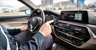 cars bmw 2017 cnbc took bmw u0027s new self driving car out for a spin here u0027s what
