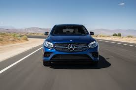 jeep mercedes 2018 mercedes benz glc coupe 2018 motor trend suv of the year