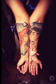 50 best couples tattoos herinterest com