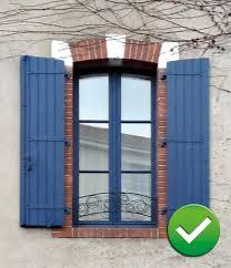 Couleur Menuiserie Alu Les Portes Les Fenêtres Et Les Volets Extérieurs Rénover Sa