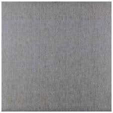 shop interceramic tessuto 4 pack ecru gray ceramic floor tile
