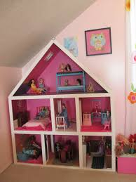 Interior Design Simple Barbie Theme by Kruse U0027s Workshop Building For Barbie On A Budget
