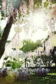 mariage deco mariage 35 idées déco de jardin dénichées sur