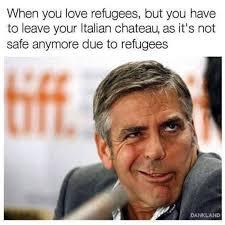 Hollywood Meme - liberal hollywood hypocrisy summed up in one brutal meme
