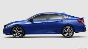 2017 honda civic sedan 2017 honda civic si sedan side hd wallpaper 4