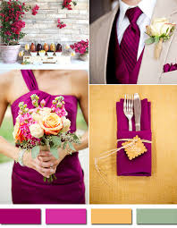 fall wedding color palette fabulous 10 wedding color scheme ideas for fall 2014 trends