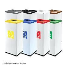 poubelle de cuisine carrefour poubelle automatique carrefour cuisine cor couvercle poubelle
