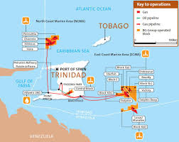 centrica offloads trinidad offshore fields to shell offshore