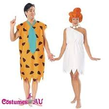 flintstones costumes licensed flintstones costume fred flintstone or wilma flintstone