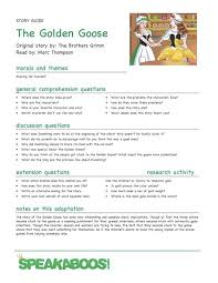 57 best fairy tale unit the golden goose images on pinterest
