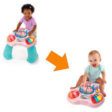Best Activity Table For Babies by Bright Starts Musical Learning Table Toy Walmart Com
