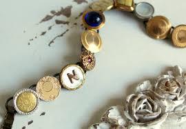 cuff link bracelet images Antique cufflink bracelet victorian vintage jewelry etsy jpg