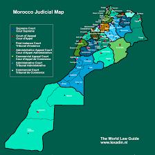 Map Of Morocco And Spain by Map Of Morocco U2013 Israa U0026 Mi Raj Net