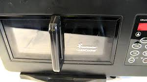 Toastmaster Toaster Oven Broiler Manual Toastmaster Ultravection Convection Oven Youtube
