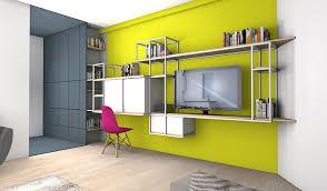 dans bureau la maison 5 création d un bureau dans un séjour bureau