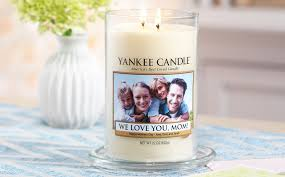 personalized candle free personalized candle label from yankee candle