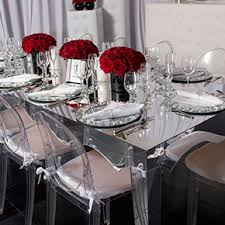 party chairs and tables for rent party rentals miami hitched event rental