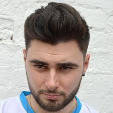 short hairstyles for chunchy men best hairstyles for men with round faces haircuts face and