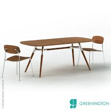 Dining Room Furniture Made In Usa by City Lights Montreal Dining Table Greenington Metropolitandecor