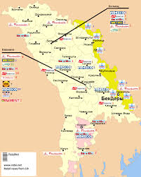 Moldova Map Map Of Moldova Fmcg Retailer Retail Maps From Cis And Baltic
