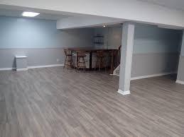 Concrete Floor Ideas Basement Best Flooring For A Basement Decor Wholesale Best Floor For
