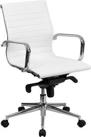 Black Leather Office Chairs Leather Office Chair Ebay